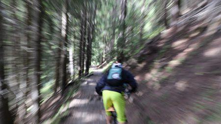 Enduro - VTT Chamonix Gravity Bike