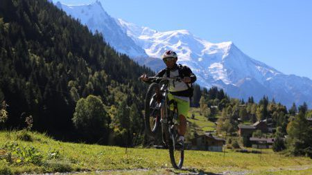 All Mountain - VTT Chamonix Gravity Bike